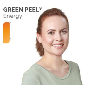 GREEN PEEL Kräuterschälkur Energy